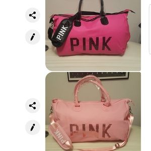 Vs PINK travel bag